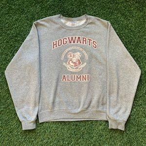 🎥 Hogwarts Alumni Harry Potter Crewneck